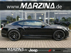 Bentley Continental GT Supersports~1 of 24 Edition Black