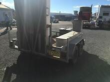 2004 Classic tandem/bogie axle plant trailer with ramps. Inverell Inverell Area Preview