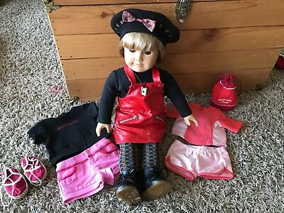 American Girl Doll Of Today Lot