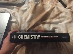 Selling my Chemistry text book