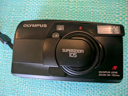 Olympus Superzoom 105 Excellent++