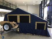 Camper Oztrail 7 with 6x4 H/Duty Trailer Welshpool Canning Area Preview