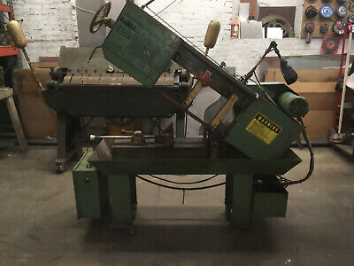 Doall C-4 Metalcutting Band Saw 230 Volt 3 Phase Good Used Condition