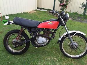 1975 xl250 k3 Classic Thornlie Gosnells Area Preview