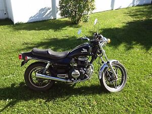1983 Honda Cb 450SC