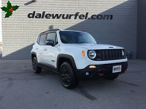 2017 Jeep Renegade Trailhawk 4X4 | NAV | BACK UP CAMERA |