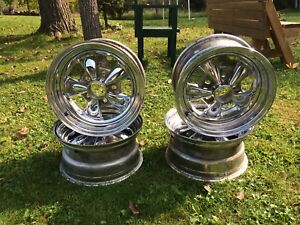 Keystone chrome rims