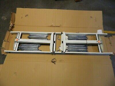 Htc Portable Folding Conveyor 66 Long X 43-12 High Hrt-70