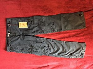 Ladies True Religion Cargo Pants