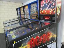 AC/DC Pinball Machine - Must have for any fan! Wangara Wanneroo Area Preview