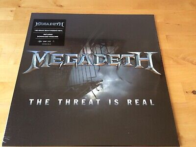 MEGADETH The Threat Is Real 12