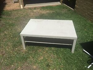 FREE White Coffee Table Bayswater Bayswater Area Preview