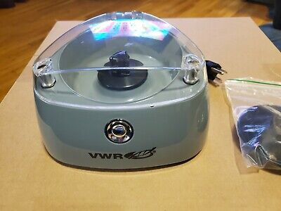 VWR Mini Centrifuge
