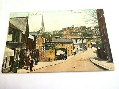 Harrow High Street - Old Middlesex Postcard for sale  Shipping to South Africa