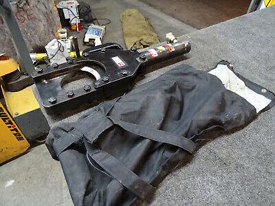 Huskie Tools Sp-100 Remote Hydraulic Cutting Head W Storage Bag