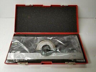 Swiss Precision Instruments Spi 13-636-6 Cast Head Bevel Protractor Nib