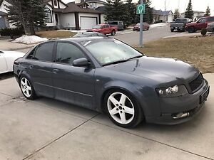 2002 Audi A4 1.8T AWD Must Sell