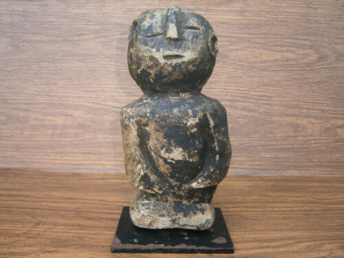 "Ancient Filipino Artifact ""Rice God"" Museum Piece"