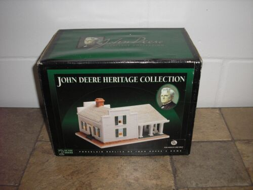 John Deere Heritage Model #2 in series Home Original Light & Box Free Shipping