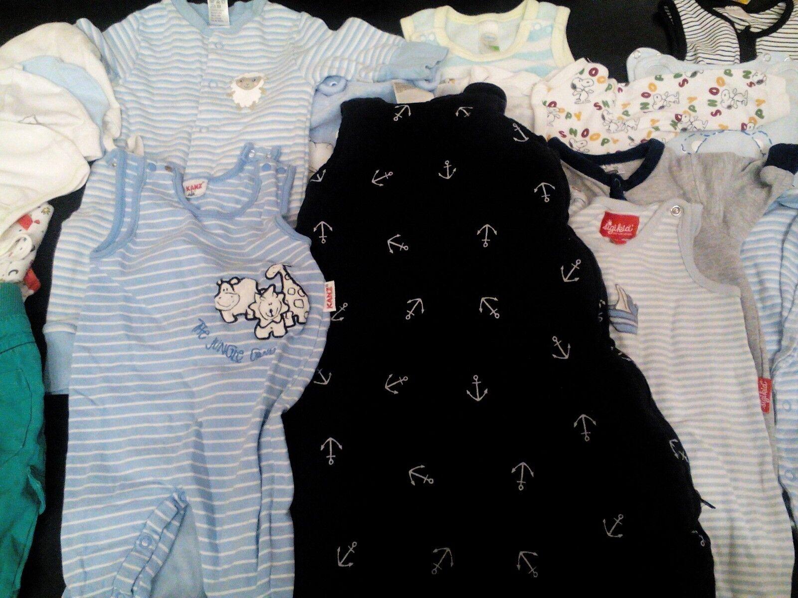 Babykleidung Junge Größe 50/56 und 62 über 20 Teile