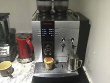 JURA IMPRESSA X9 PROFESSIONAL AUTO TOP OF THE LINE COFFEE MACHINE Glenmore Park Penrith Area Preview