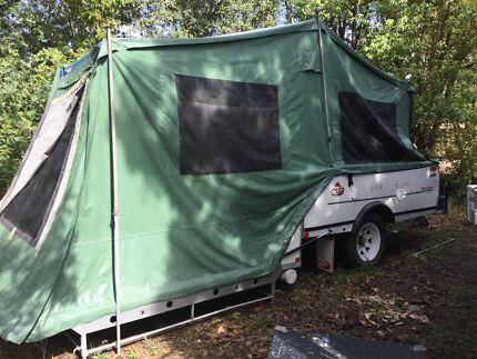 cub camper hard floor escape 2000 of road model