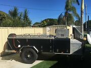 2016 MDC explorer rear fold hard floor camp trailer Clontarf Redcliffe Area Preview