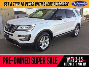 2017 Ford Explorer XLT PRE-OWNED SUPER SALE ON NOW!