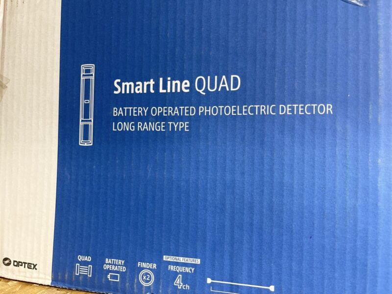OPTEX SL-350QFRi Wireless Battery Powered Photo Detector Inovonics Transmitter