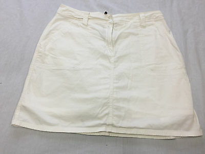 Vans With Skirts (VAN HEUSEN STRETCH WOMENS SKIRT SKORT WITH BUILT SHORTS SIZE)