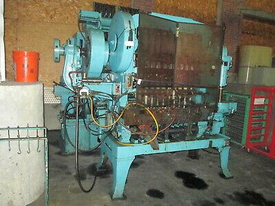 Waterbury Farrel 1510 Variable Speed Transfer Press Wtwin Disc Clutch