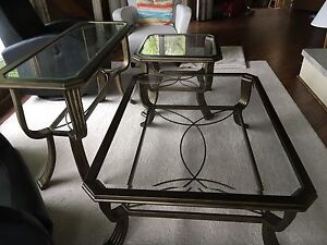 Coffee table, end table