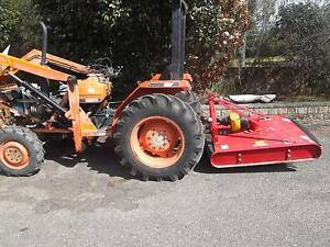 kubota loader tractor 4wd 36hp Bulahdelah Great Lakes Area Preview