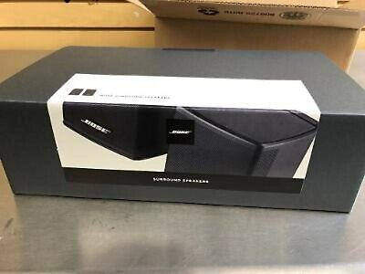Bose Premium Surround Sound Speakers 300 white Brand New Free Shipping!