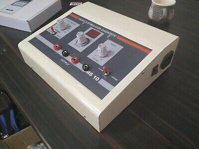 Advance Physiotherapy Ultrasonic Muscle Stimulator Diagnostic Ms-10 2 Machine