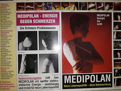 Medipolan elektrostatische Bandage - Kompresse I (ca. 20 x 35cm) NEU und OVP