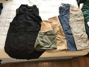 Maternity clothes-mostly Old Navy, Thyme Maternity, Motherhood