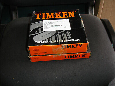 Timken Taper Roller Bearings Two2 4868548620