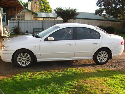 2002 Ford Futura Sedan Scottsdale Dorset Area Preview