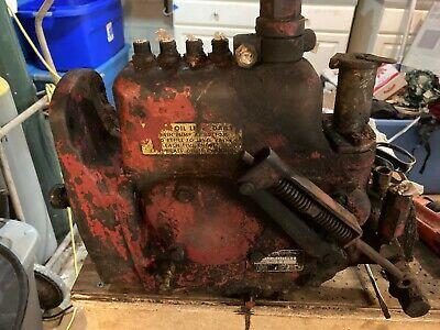 Farmall Super Md 400 450 Diesel Tractor Injector Pump