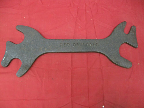 Antique Large RFP Railroad Wrench Richmond, Fredericksburg and Potomac Railroad