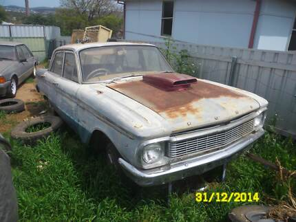 1965 Ford Falcon Sedan 170 persuit delux Gregadoo Wagga Wagga City Preview