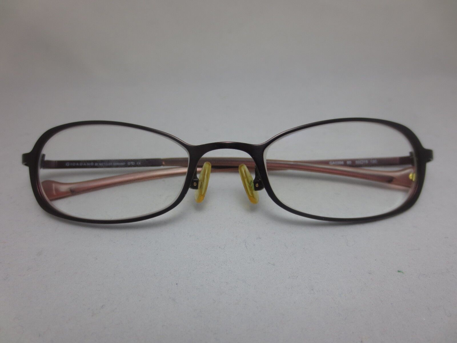 cebd6ba5579 Ободок для очков GIORDANO by METZLER Germany Frame Eyeglasses GA0396 80 -  323528890873 - (США)