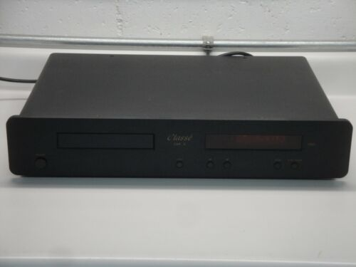 CLASSE CDP .3 CD Player High End Audiophile  BALANCED OUTPUTS   digital COAX out