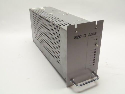 FEC 820G Axis Servo Controller Calibrated