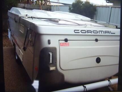 2006 Coromal Mirage - Trailer Caravan
