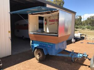 Licensed Food Trailer Project $500!!
