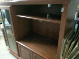 T V cabinet or display