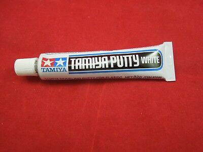 2-PACK of Tamiya Putty in White # 87095