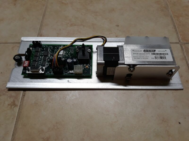 Waters - Degasser pump assembly included Degasser PCB and Vacuum pump